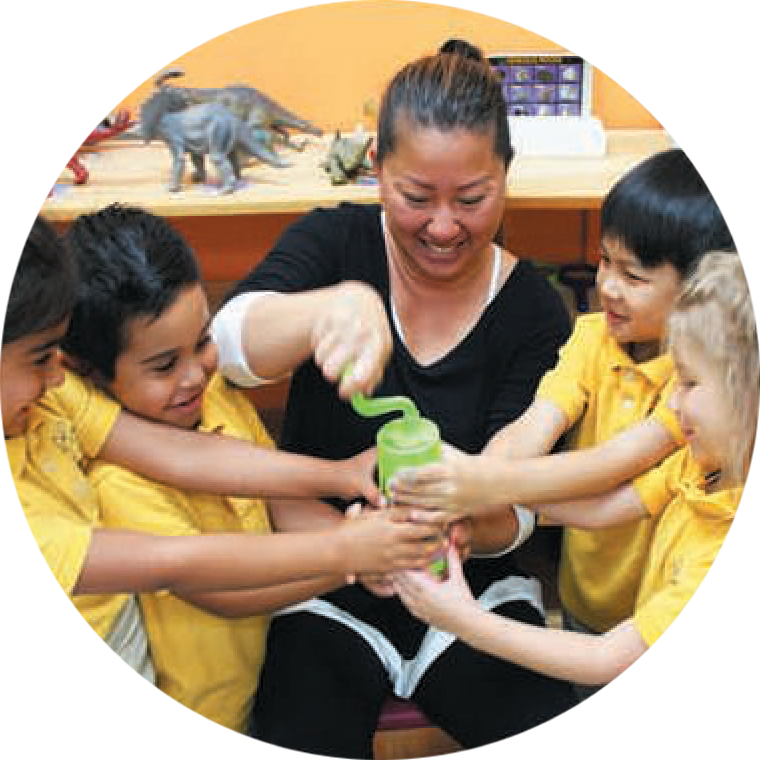 Science - Primary - Montessori Preschool Pasadena CA